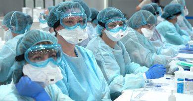 300 000 лв. достигнаха даренията на прокурори, следователи и съдебни служители за болниците, в които се лекуват пациенти с коронавирус