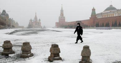 Как изглежда Москва в първата седмица на строга самоизолация?
