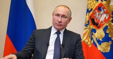 Путин удължи неработния режим в Русия до края на април