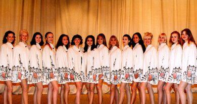 Провинциални конкурси за красота през 1990-те години на Русия – и смелите деца зад тях