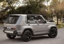 Руски дизайнер събра в едно изображение Lada 4×4 и Mercedes-Benz G-Class