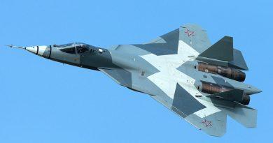 Су-57 е заплаха за доминацията на САЩ