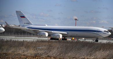 Вижте как сглобяват руския широкофюзелажен самолет Ил-96-400M