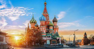 Насладете се на 20-те най-красиви сгради в Москва