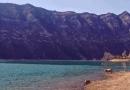 Вижте планините на Дагестан от птичи поглед