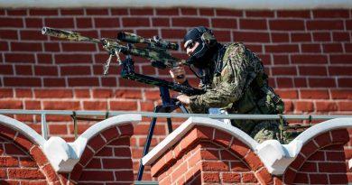 Как работят руските снайперисти?