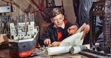 С какво се занимават децата след училище в СССР?