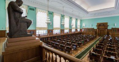 Осемте най-красиви библиотеки в Русия
