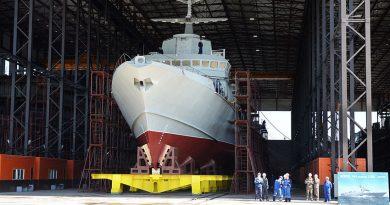 """Балтийският флот ще получи 6 нови ракетни кораба с ракети """"Калибър"""""""