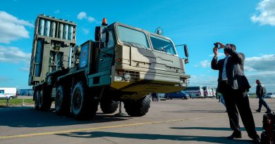 Как китайците оценяват руския ЗРК С-350?