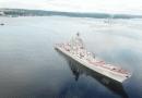 Кораби от Северния флот стреляха по цели в Баренцово море