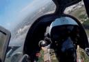 Вижте кадри от пилотската кабина на щурмовика Су-25СМ3