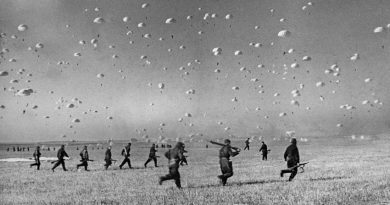 Преди 90 години в СССР се провежда първият въздушен десант
