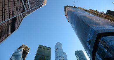 Москва Сити: 7 изненадващи факта за бизнес центъра на руската столица