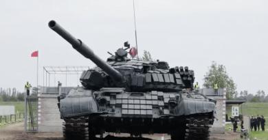 Руските ВДВ вече получават Т-72Б3 от най-новата модификация