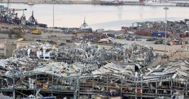 Русия изпрати мобилна болница в помощ на Бейрут