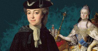 Запознайте се с граф Бобрински, незаконният син на Екатерина Велика