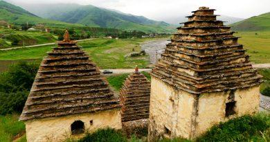 Как изглежда карантината в древния руски Кавказ
