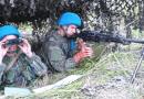 Руските десантчици тренират за участие в мироопазващи операции
