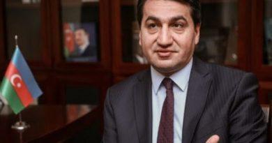 Хикмет Хаджиев: Армения продължава войната срещу деца