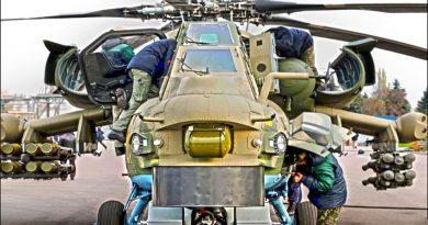 """Нов """"Ловец"""" за руската армия: какви хеликоптери правят в Ростов на Дон?"""