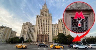 Защо в СССР са строили метро в жилищни сгради?