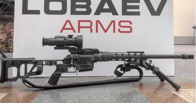В Русия представиха нов мултикалибрен снайпер