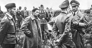 Защо Сталин не спасява сина си от немски плен?
