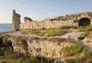 Откриха древна крипта в Крим