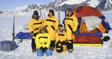 Тези съветски жени изминават хиляди километри на ски и стигат чак до Южния полюс