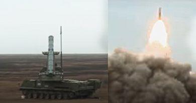 """Вижте как С-300В4 """"Антей-4000"""" и Бук-M3 свалят балистични ракети"""