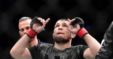 Нурмагомедов каза, че е щастлив да напусне UFC