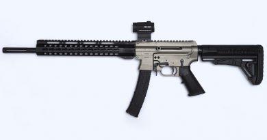 ТК509: Новата руска футуристична пушка