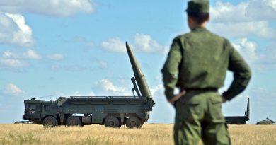 """Вижте боен пуск на """"Искандер-М"""" в Оренбургска област"""