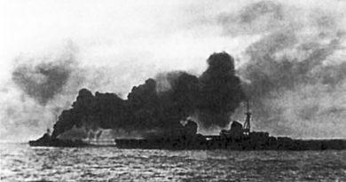 """Линейният кораб """"Новоросийск"""" избухва преди 65 години"""