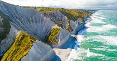 Насладете се на тези великолепни Бели скали в Далечния изток на Русия