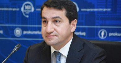 Помощникът  на  Президента на Азербайджан посочи като факт наличието в редовете   на   въоръжените  сили  на  Армения  на  терористи  от  РПК