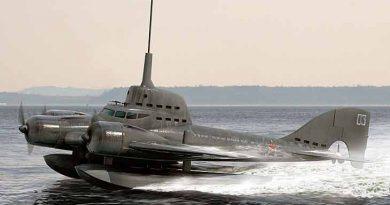 ЛПЛ на Ушаков: с какво е била въоръжена съветската летяща подводница