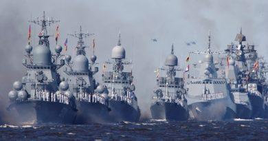 Петте най-опасни руски военни кораба