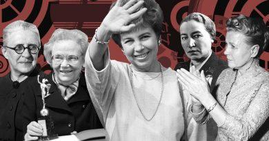 5 жени политици в СССР