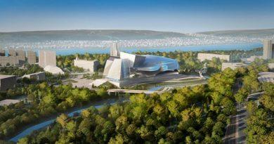 В Сибир строят нов футуристичен културен център