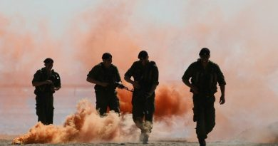 Главнокомандващият ВМФ на Русия поздрави морските пехотинци за професионалния им празник