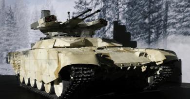 """Първите БМПТ """"Терминатор"""" постъпиха в танковата дивизия на Урал"""