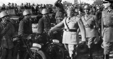 Как и защо Италия се сражава срещу СССР по време на Втората световна война?