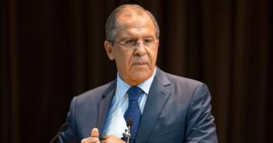 Външният министър на Русия Сергей Лавров е преболедувал COVID-19 в лека форма