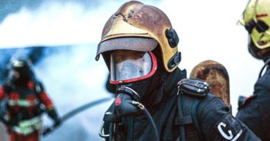 Руски пожарникари потушиха огън при минус 54 градуса по Целзий