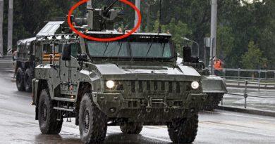 "Бойният модул ""Охотник"" получи нов вариант на картечница ""Корд"""
