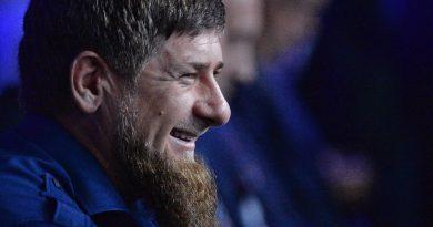 Рамзан Кадиров нокаутира директор на чеченски ансамбъл