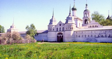 Толгският манастир: вдъхновение по поречието на река Волга
