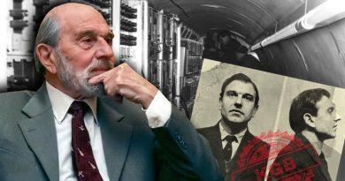 Как британският разузнавач Джордж Блейк става полковник в КГБ
